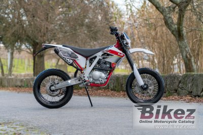 2020 AJP PR4 Supermoto Pro 240