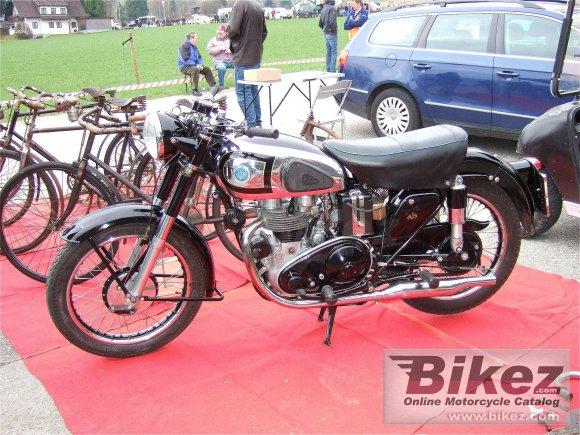1951 AJS Model 20 500