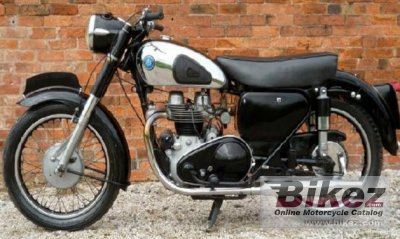 1956 AJS Model 30 600