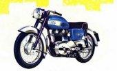 1961 AJS Model 14 250