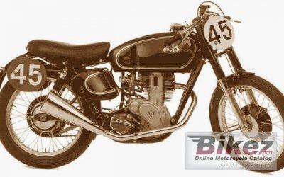 1962 AJS Model 16 350 Spectre