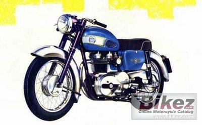 1963 AJS Model 14 250