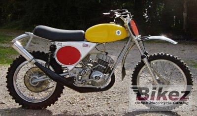 1974 AJS Stormer Y4 250 Mk 2