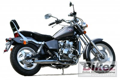 2008 AJS Regal-Raptor 125 Silverhawk photo