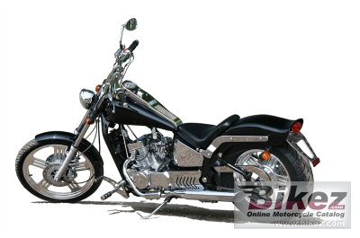 2008 Ajs Regal Raptor Dd250e Specifications And Pictures