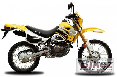 2008 AJS YX-R-125