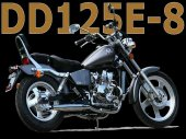 2009 AJS Regal-Raptor DD125E-8 Silverhawk photo