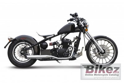 2011 AJS Bobber 125 photo