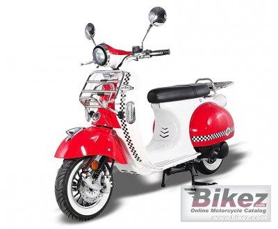 2020 AJS Modena 125