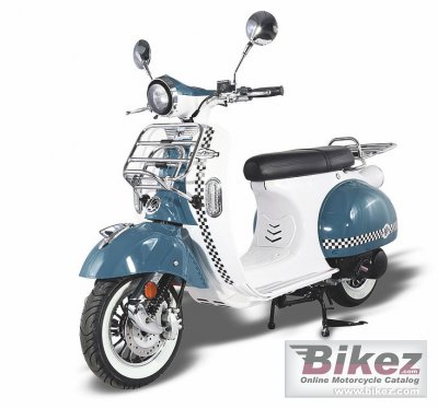 2021 AJS Modena 125