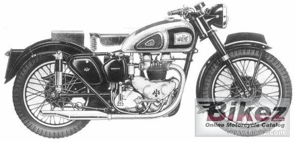 AJS Model 20