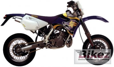 2008 Alfer VR 2000 Supermotard specifications and pictures