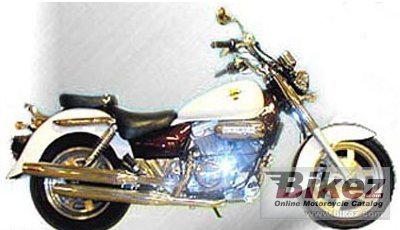 2008 AlphaSports Alpha 250 V-Twin Classic photo