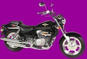 2008 AlphaSports Alpha 250 V-Twin Sport Cruiser