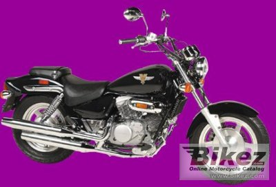 2008 AlphaSports Alpha 250 V-Twin Sport Cruiser photo