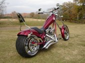 2007 American IronHorse Texas Chopper photo