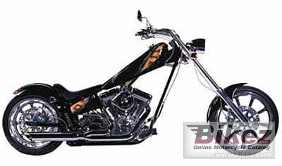 2008 American IronHorse Texas Chopper