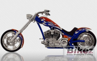 2009 American IronHorse Texas Chopper photo