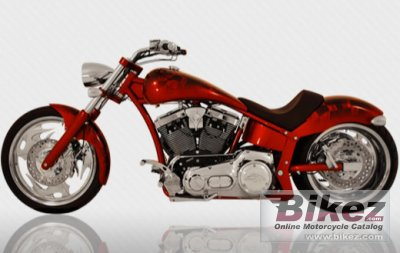 2009 American IronHorse Bandera specifications and pictures