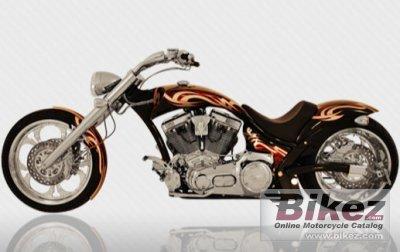 2009 American IronHorse Slammer