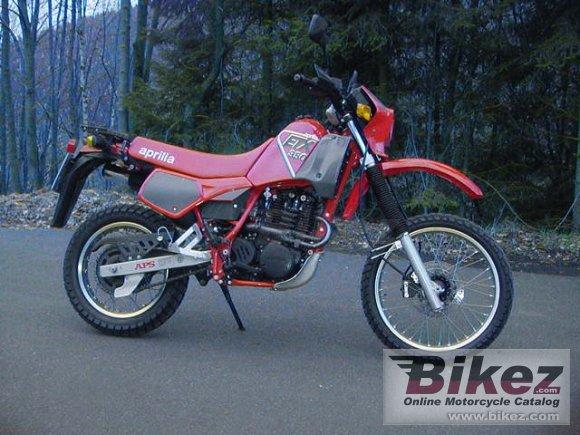 1986 Aprilia ETX 350 E