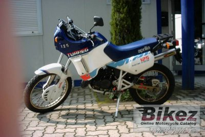 1987 Aprilia Tuareg 125 ES photo