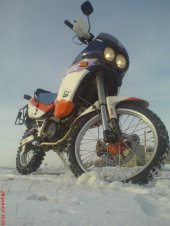 1988 Aprilia Tuareg 600 Wind photo