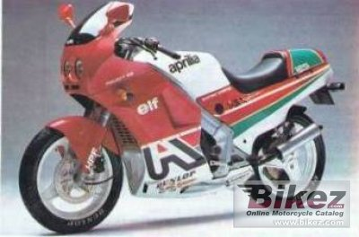 1988 Aprilia AF1 125 Replica