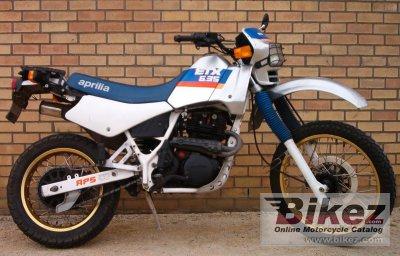 1988 Aprilia ETX 6.35