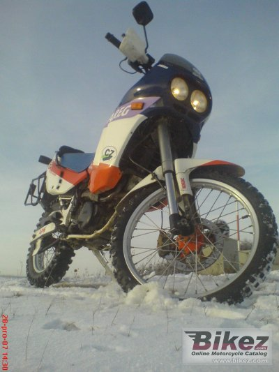 1988 Aprilia Tuareg 600 Wind