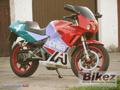 1989 Aprilia AF1 125 Sintesi Replica photo