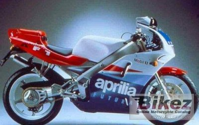 1991 Aprilia AF1 125 Futura