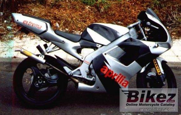 1998 Aprilia RS 50