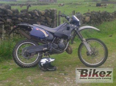 1999 Aprilia ETX 125
