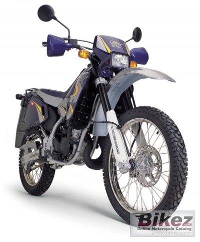 2000 Aprilia ETX 125