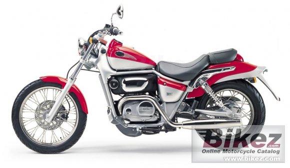 2001 Aprilia Classic 125