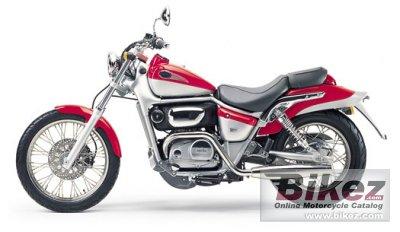 2002 Aprilia Classic 50