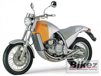 2002 Aprilia Moto 6.5