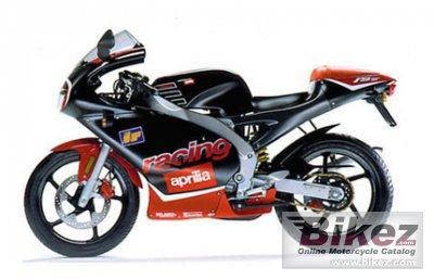 2002 Aprilia RS 50