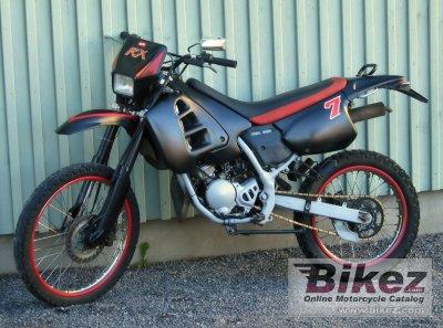 2002 Aprilia RX 50