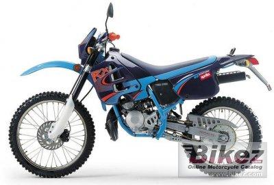 2003 Aprilia RX 50