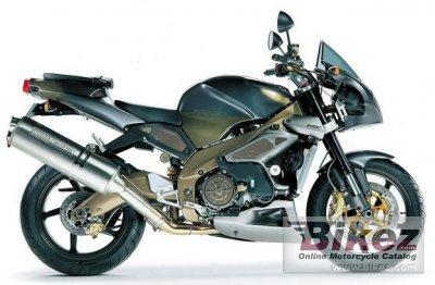 2003 Aprilia Tuono Fighter 1000