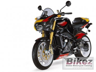 2003 Aprilia Tuono Racer 1000 specifications and pictures