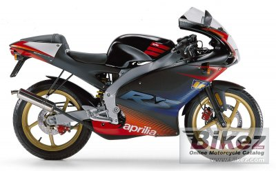 2004 Aprilia RS 50 Replica photo