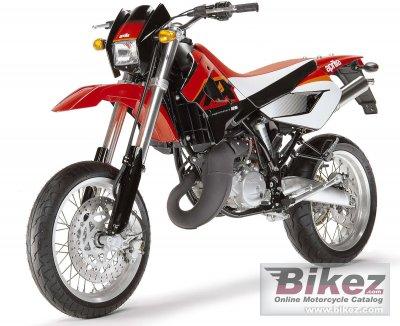 2004 Aprilia MX 125