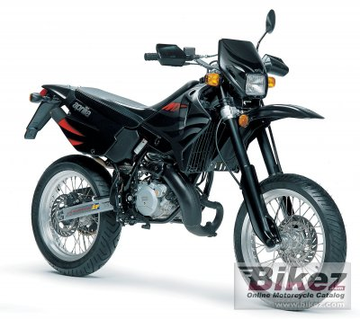 2004 Aprilia MX 50