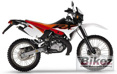 2004 Aprilia RX 50