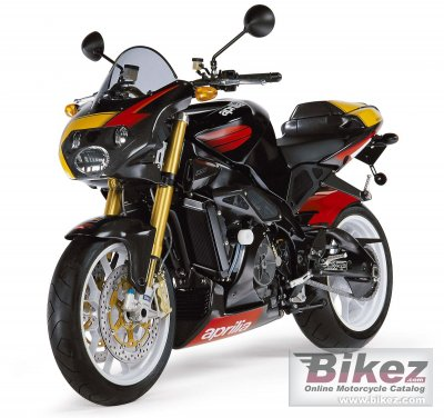 2004 aprilia tuono 1000 r factory specifications and pictures. Black Bedroom Furniture Sets. Home Design Ideas