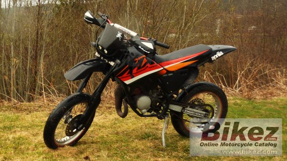 2005 Aprilia MX 50