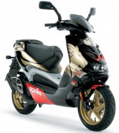 2005 Aprilia SR 50 Ditech photo
